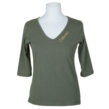 T-Shirt<br>V-Ausschnitt