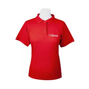 Polo Shirt, red women