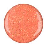 glimmer gel <br>peach pop